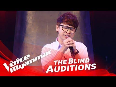 Xxx Mp4 Tsaw Tsaw ခ်စ္ဦးေမ Blind Audition The Voice Myanmar 2018 3gp Sex