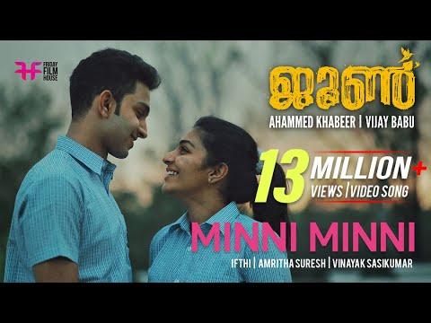 Xxx Mp4 June Video Song Minni Minni Ifthi Amritha Suresh Rajisha Vijayan Friday Film House 3gp Sex