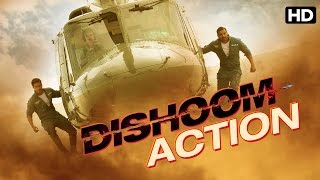 Making of Dishoom (Action Sequence)|Dishoom | John Abraham | Varun Dhawan