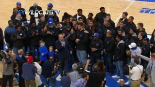 FB: Kentucky Football Halftime Ceremony