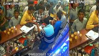 Chor   Pocket Maar In Ludhiana india    Caught On CCTV