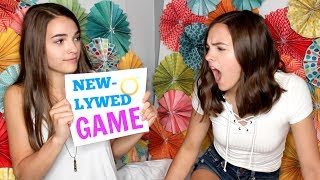 Twins Play the Newlywed Game!