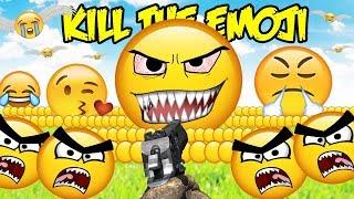 LOS EMOJIS NOS QUIEREN COMER | KILL THE EMOJI