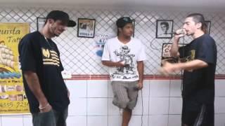 Mc Kdaver  x Mc Rato (Rui) - FINAL, CONQUISTA TATTOO, BATALHA DE MCS 3