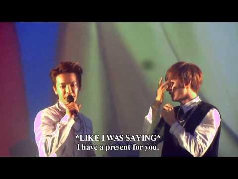 ENG | SPA Naughty boys 101 by Donghae and Eunhyuk - EunHae
