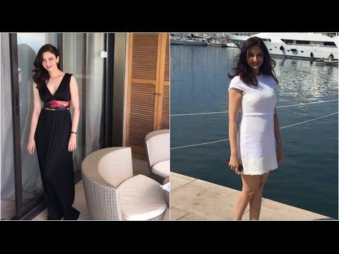 Bhabiji Ghar Par Hai actor Saumya Tandon looks ravishing at Cannes