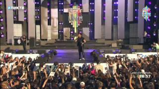 Выступление Сергея Лазарева на Europa Plus Live 25.07.2015