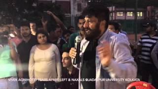 Vivek Agnihotri's fearless and honest speech at Jadavpur University