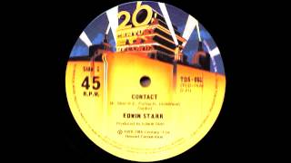 Edwin Starr - Contact (20th Century Fox Records 1978)