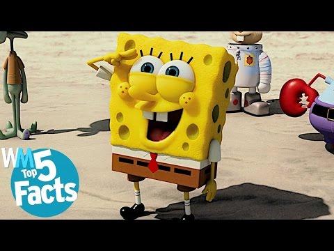 Top 5 Surprising SpongeBob SquarePants Facts
