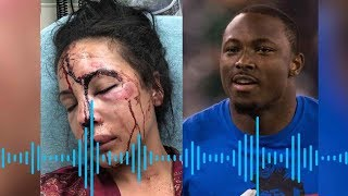 Lesean Mccoy UNDER FIRE After HORRIFIC Photos Of His Ex-Girlfriend Delicia Cordon Go Viral!!
