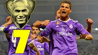 7 أرقام قياسية حطمها كريستيانو رونالدو وريال مدريد بعد الفوز على يوفنتوس 4-1 في نهائي دوري الأبطال