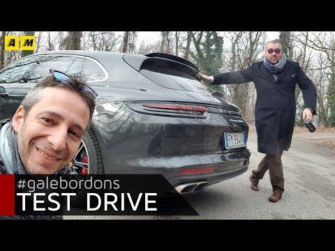 Porsche Panamera Sport Turismo L ennesima potenza con pochissimi ma