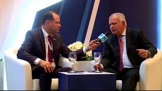 الديهي يحاور السفير محمد العرابي وزير الخارجية الأسبق حول دور قطر المخرب في المنطقة
