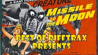 Best of RiffTrax Missile to the Moon with Fred Willard