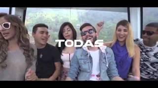 Chino & Nacho feat Daddy Yankee Andas En Mi Cabeza Video oficial con letra