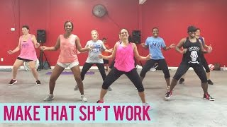 T-Pain - Make That Sh*t Work ft. Juicy J (Dance Fitness with Jessica)
