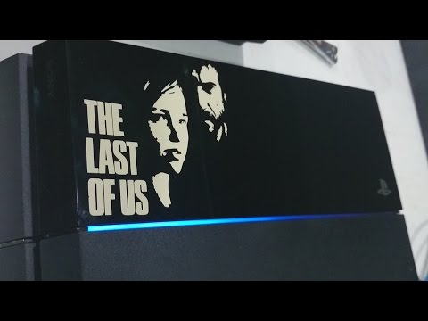 How to apply decal - The Last of Us