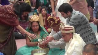 Naresh's 70th Birthday Puja