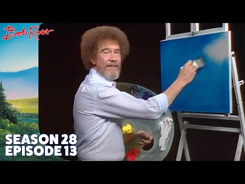 Bob Ross Home Before Nightfall Season 28 Episode 13