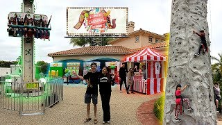 TRANSFORMING my HOUSE into a CARNIVAL!! **Coolest Experience EVER**