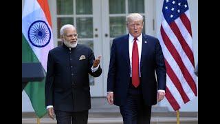 The Latest: Modi invites Trump and family to visit India
