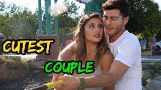 Turkish Hande Erçel (Hayat Uzun) & Burak Deniz (Murat Sarsılmaz) Stunning Onscreen Couple 2018