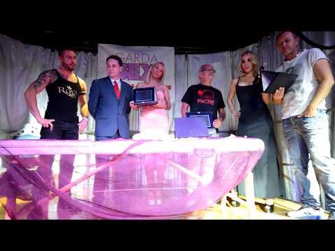 Nadia Mori presenta Garda-SEX  Andrea Diprè, Michelle Ferrari, Alessia Bergamo, Franco Trentalance