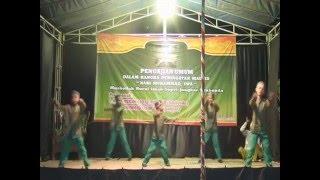 Tarian Javen Anak Madrasah Sopet Situbondo