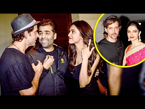 Xxx Mp4 Deepika Padukone And Hrithik Roshan Team Up For A Film 3gp Sex