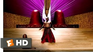 The Cell (2/5) Movie CLIP - Demon King (2000) HD