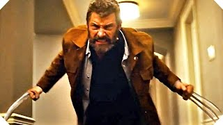 LOGAN (Wolverine 3, X-Men Movie, 2017) - TRAILER [Full Length]