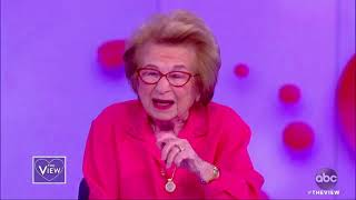 Dr. Ruth on why she