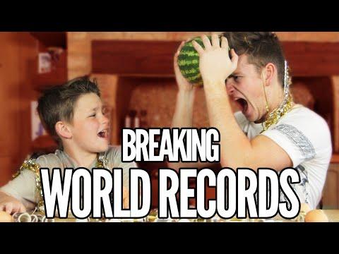 watch BREAKING WORLD RECORDS