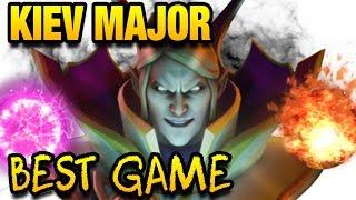 Best Game of Kiev Major so Far - Sccc Invoker - Dota 2 7.05