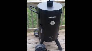 Brinkman limited edition vertical smoker