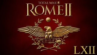 Let's Play Total War Rome 2 - House Julia Part 62