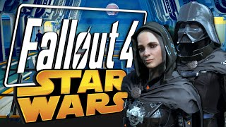 DARTH VADER'S APPRENTICE - Star Wars Mods - Fallout 4 Funny Moments