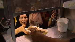 Muslims and Latinos share tacos in Southern California