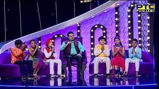 Nooran Sisters Singing Sufi Song 'Mera Ranjha Palle' | Voice Of Punjab Chhota Champ 2 | PTC Punjabi