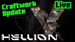 Hellion Craftwork Update w/ Commander Kitten