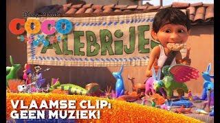 Coco | Vlaamse Clip: Geen Muziek! | Disney BE