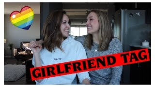 GIRLFRIEND TAG  - LGBTQ 🌈/ Paige&Holly