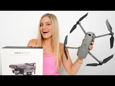 Mavic 2 Zoom Unboxing and Review