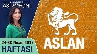 Aslan Burcu Haftalık Astroloji Yorumu 24-30 Nisan 2017