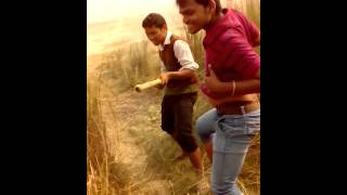 Comedy bihari dance at pagal boys gandu.....
