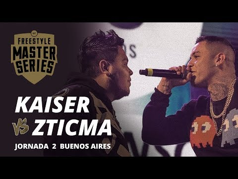 KAISER VS ZTICMA FMS INTERNACIONAL JORNADA 2 Buenos Aires
