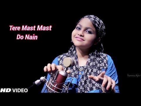 Xxx Mp4 Tere Mast Mast Do Nain Cover By Yumna Ajin HD VIDEO 3gp Sex