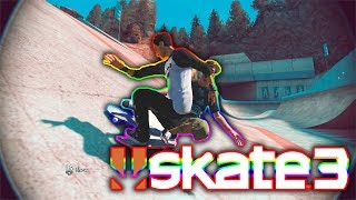 Skate 3 - TRICKS IN SEQUENCE CHALLENGE 😱