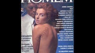 Playboy Brasil Agosto 1975 - Livia Mund - Primeira Playboy Brasileira